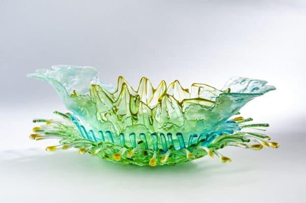 Ocean green-blue - Marijk Renia