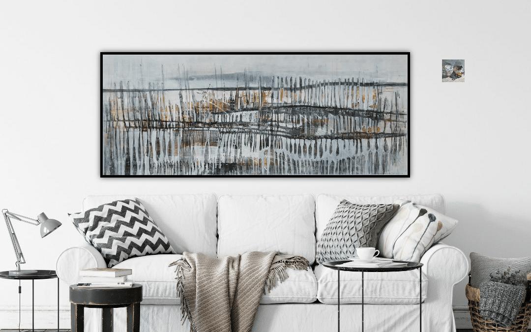 Tips en interieurideeën met kunst