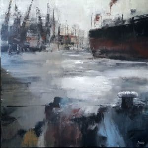 Harbour VIII- Elies Auer