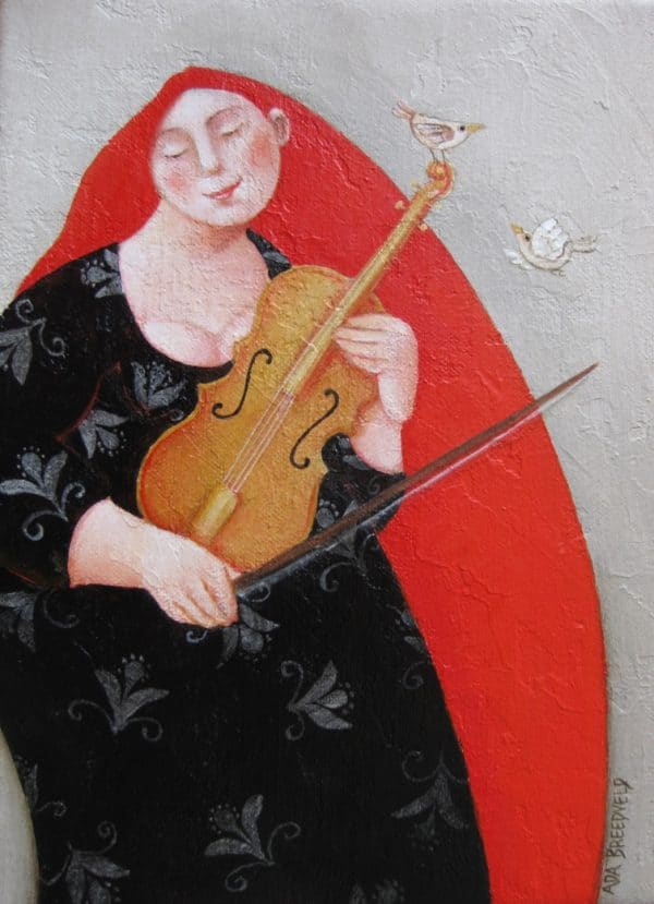 Eerste viool - Ada Breedveld