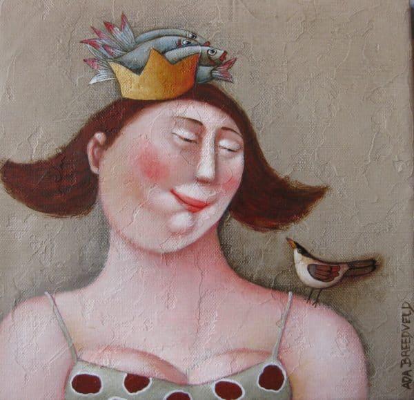 Friends of the Queen - Ada Breedveld