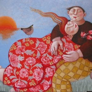 Love is in the air - Ada Breedveld