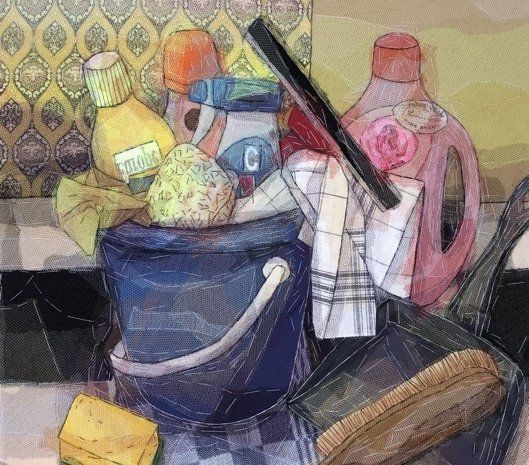 Schoonmaken en schoonhouden van kunstobjecten