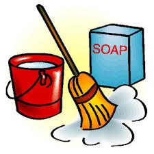 schoonmaaken en onderhoud van kunstobjecten