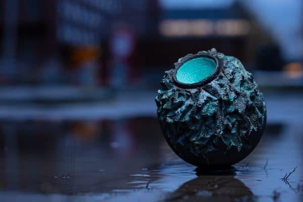 Sphere groen/zwart - Ellen Rijsdorp