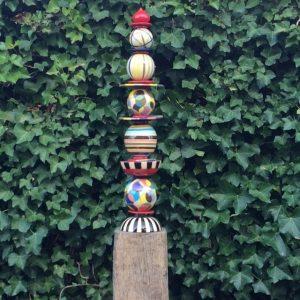 Stapeling Multicolor - Annemieke Rozenberg