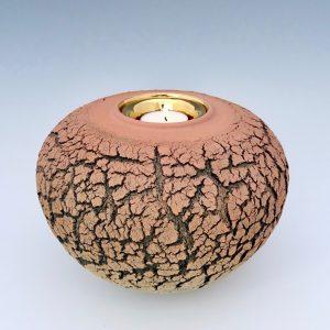 In memoriam - urn met kaars II