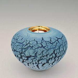 In memoriam- urn met kaars I