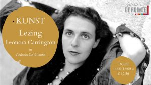 Lezing Leonora Carrington
