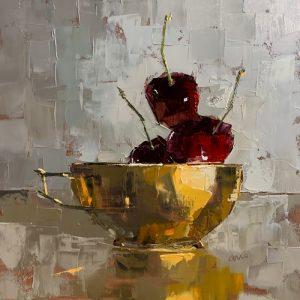 Cherry balance - Ans Debije