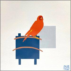 Oranje Puttertje - Rob van Es