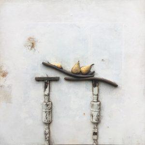 Stilleven met peren #2 - Aagje Pel