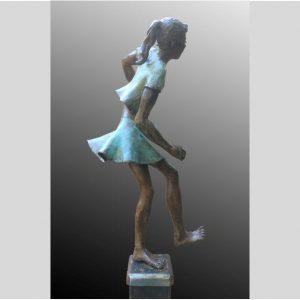 Dansmeisje III - Peter Pel
