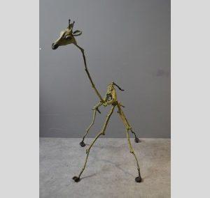 Giraf groot - Chris Gadiot
