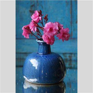 Bloemstilleven met oleander - Jacques Splint