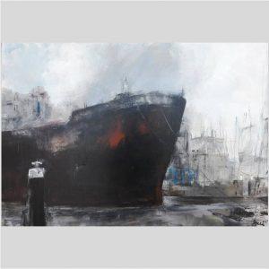 Wharf II - Elies Auer