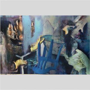 ZT 11 - dibond - Thea Vos