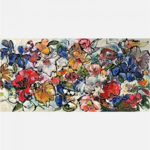 Flowerbomb - Janet Timmerije