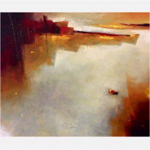 Fantasy landscape VIII - Jan Aanstoot