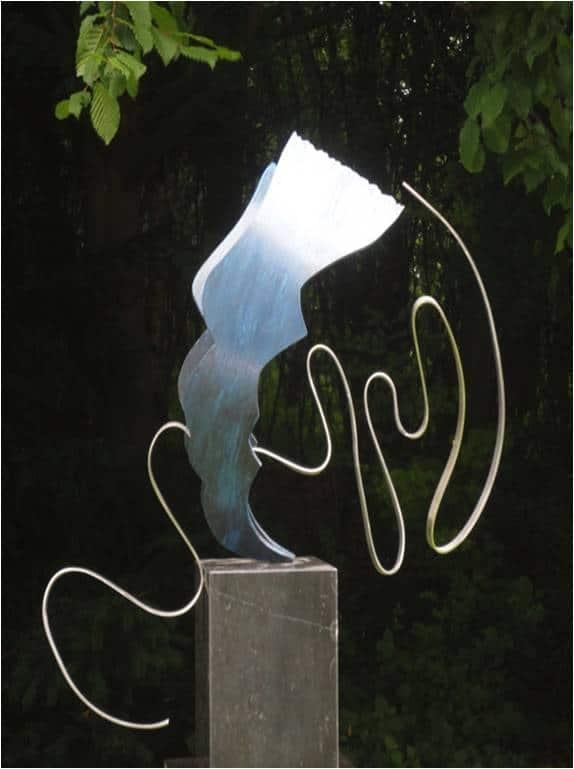I've got the blues (large) - Fieke Hordijk