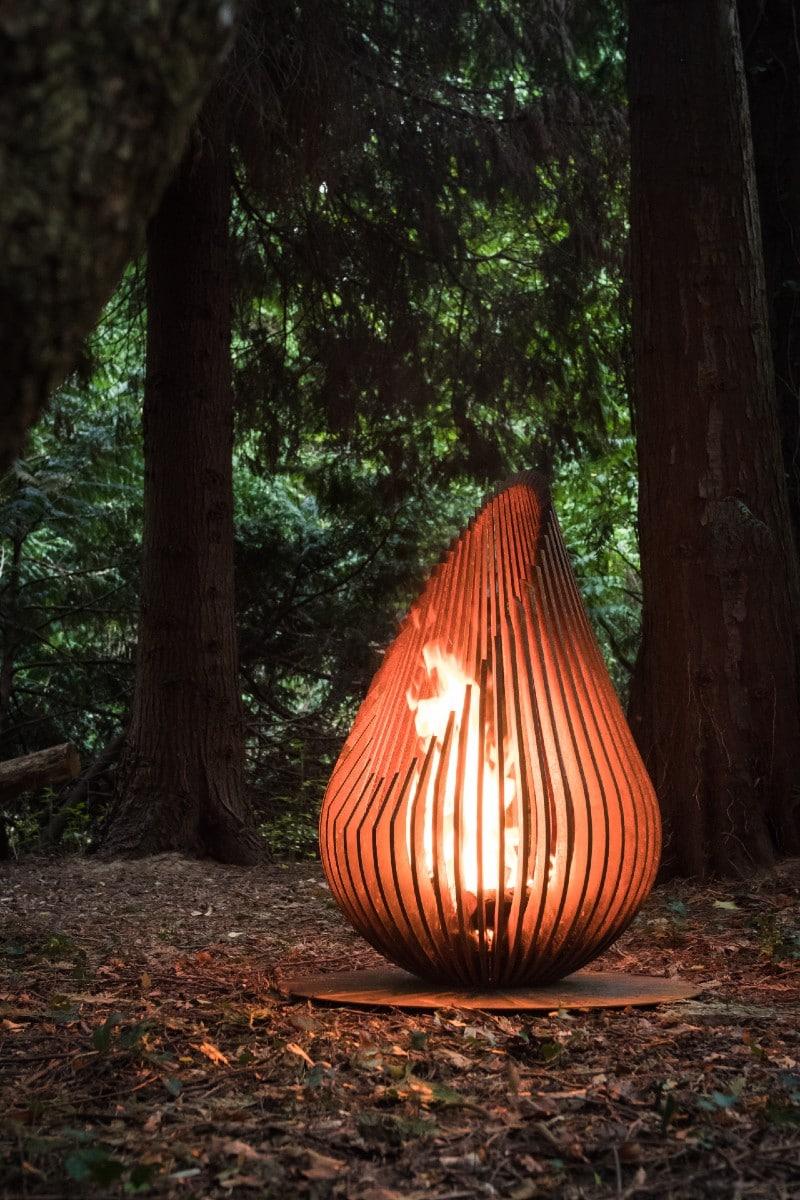 Glowbus Dewdrop vuurkorf