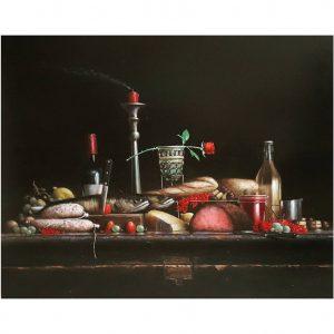 Last Supper - Martie van der Velden