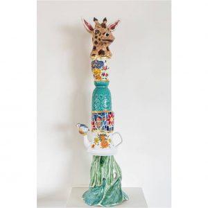 Giraffe - Marianne den Hartog