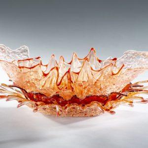 Ocean red-orange - Marijk Renia