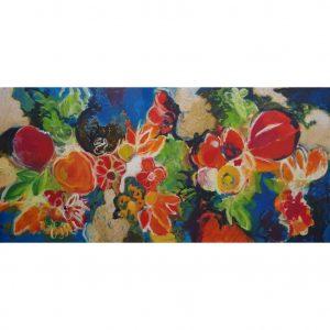 Stilleven met bloemen - Jan-Peter van Opheusden