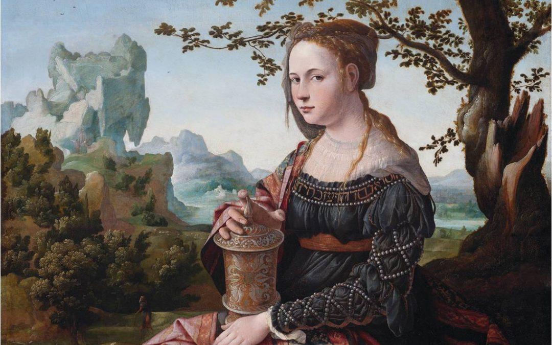 Lezing Maria Magdalena
